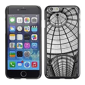 """For Apple Iphone 6 Plus / 6S Plus ( 5.5 ) , S-type La estación de metro Arquitectura de Nueva York"""" - Arte & diseño plástico duro Fundas Cover Cubre Hard Case Cover"""