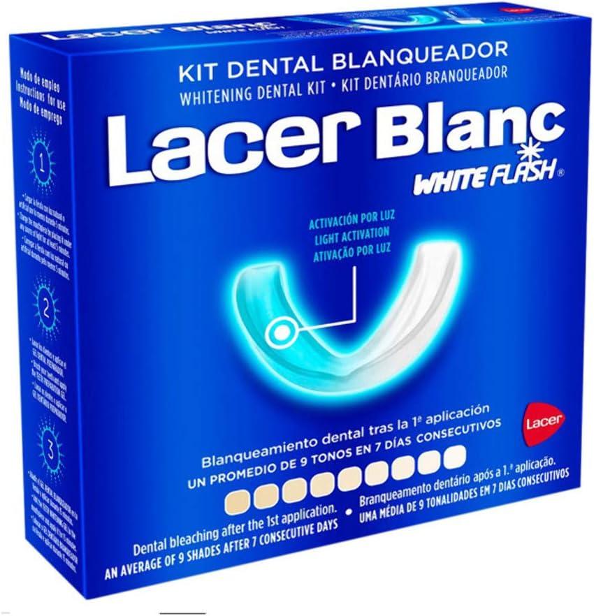 LACER - Kit Dental Blanqueador Lacerblanc White Flash