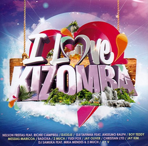 Price comparison product image I Love Kizomba [CD] 2016