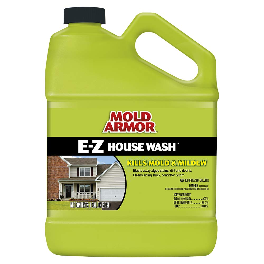 Mold Armor FG503 E-Z House Wash, 1-Gallon