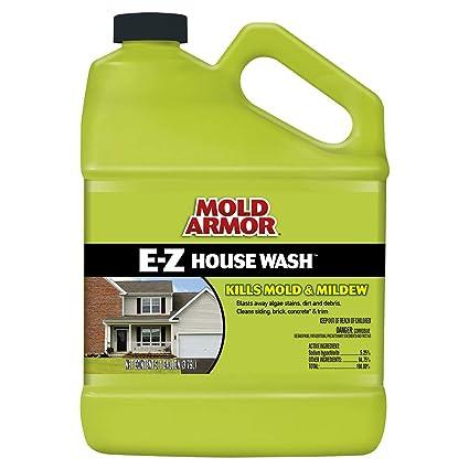 Amazon Mold Armor FG503 E Z House Wash 1 Gallon Home Improvement