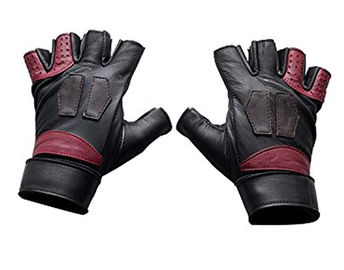 Guardians of The Galaxy 2 Star Lord Peter Quill Leather Gloves