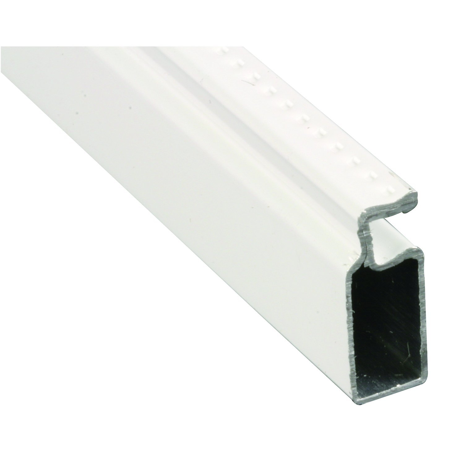 Prime-Line MP14074 Aluminum Screen Frame, 5/16 in. x 3/4 in. x 72 in., White Finish, (Box of 20)