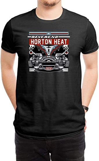 REVEREND HORTON HEAT  MUSIC T SHIRT