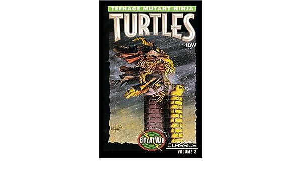 Teenage Mutant Ninja Turtles: Color Classics Vol. 3 #7 ...