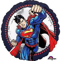 Anagram - Globo redondo de Superman