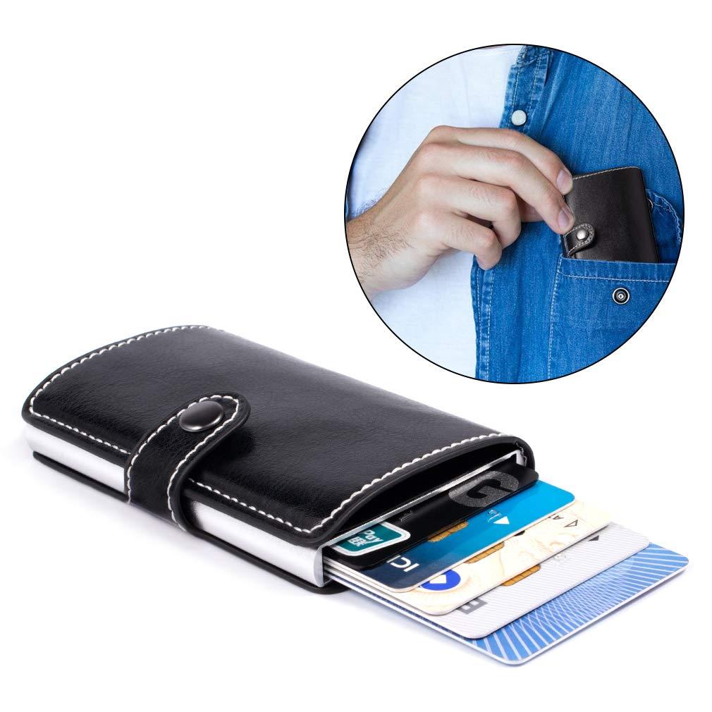 Tarjetero RFID Cartera Crédito, Cartera Tarjeta de Crédito ...