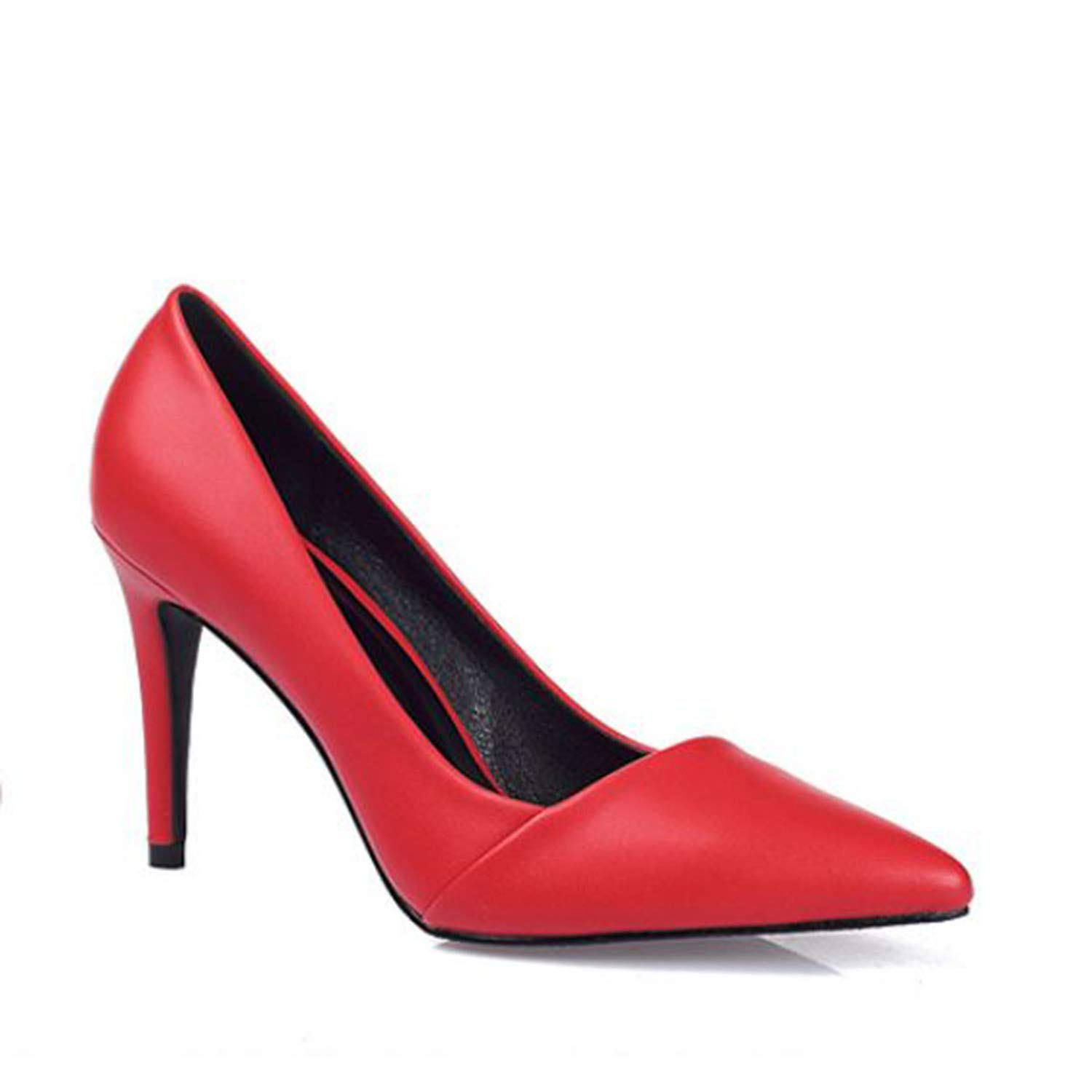 with Suede sub-sfoes Woman Shoes,5 cm high Heels,8 2019 Elegant New Pointed high-Heeled Shoes respectively 5CM 7CM 9CM high Heels