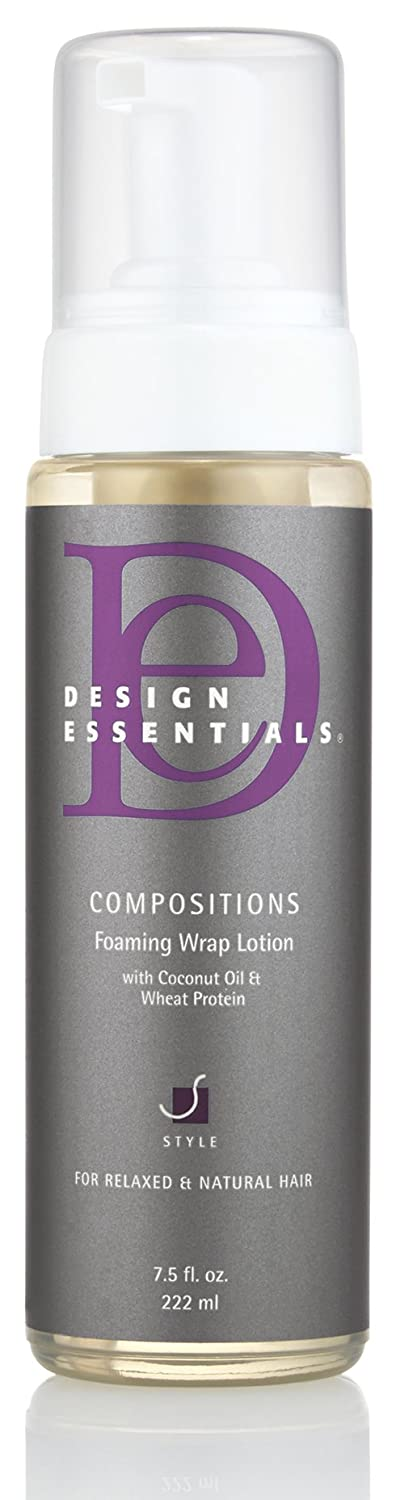 Design Essentials Best Setting Lotion For Black Hair