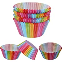Cupcake Liner Cupcake Cases Cake Muffin Mould Baking Muffin Cake Mould Cups Set Multicolor