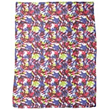 Tropical Thicket Blanket: Large