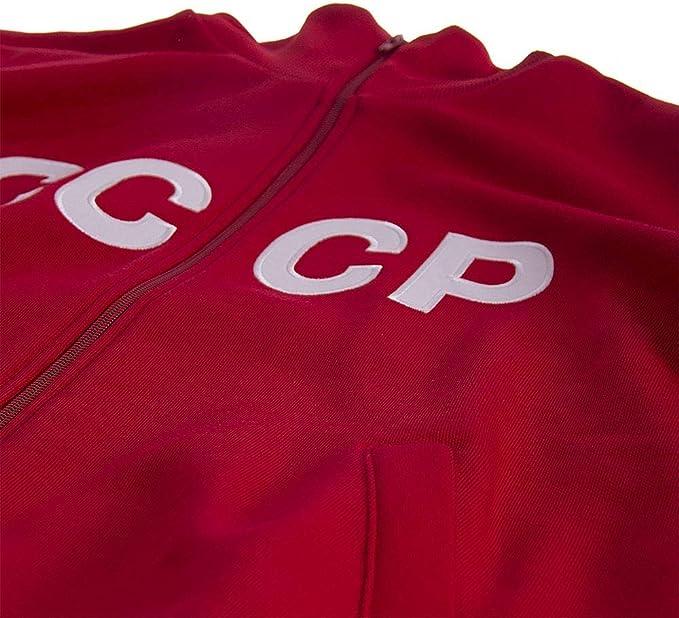 COPA Chaqueta CCCP (URSS) años 70 (XXL): Amazon.es: Deportes y ...