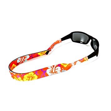 37cb061f779 Ukes Premium Sunglass Strap - THE KOWAS - Durable   Soft Eyewear Retainer  Designed with Floating
