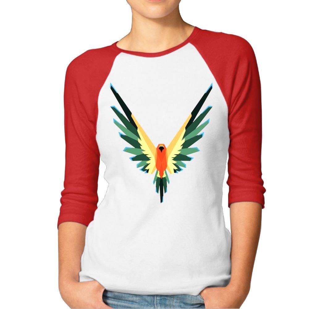 Doppelwalker Maverick Logo T Shirt, Logan Paul Logang YouTube Womens V Neck T-Shirts