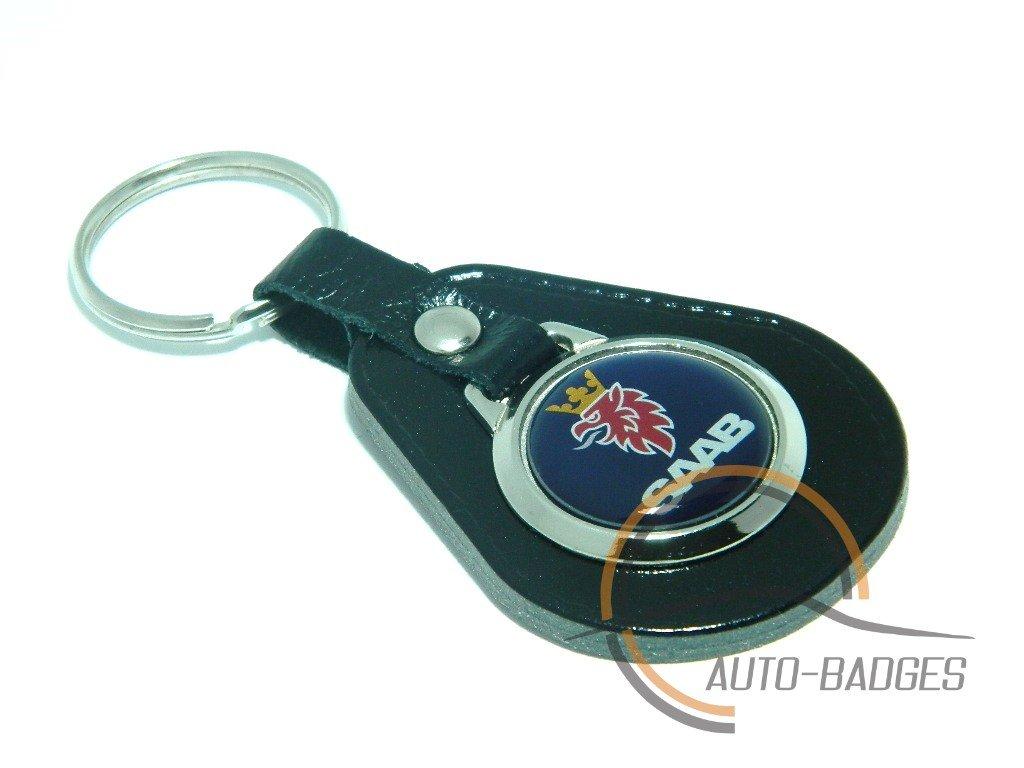 Sa ab Keyring Chrome Blue Keychain 95 93 Autodily
