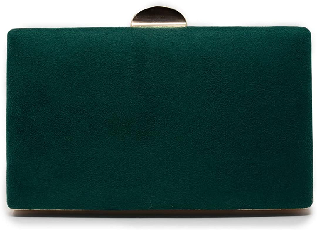 Bolso para fiesta elegante tipo clutch con correa Euforia Modas