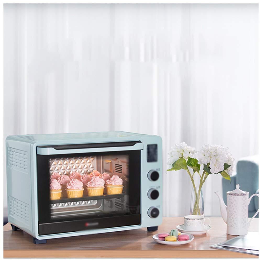 PANGU-ZC オーブン調整可能な温度制御とタイマー、18200W電気ミニオーブンとグリル、複数の調理機能付き、 -オーブン   B07PM6YNXW