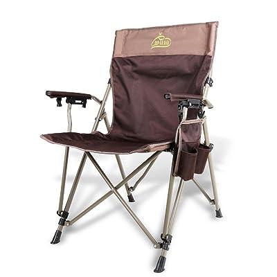 Jack Mall Chaise Pliante Portable En Plein Air De Pche Sketch Camping Avec Accoudoir Dossier Dcontracte