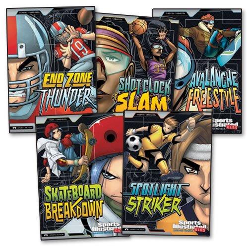 sports-illustrated-kids-graphic-novels-set-of-5