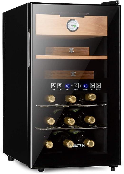 nevera para vinos, vinoteca, refrigerador de vinos, enfriador de vinos