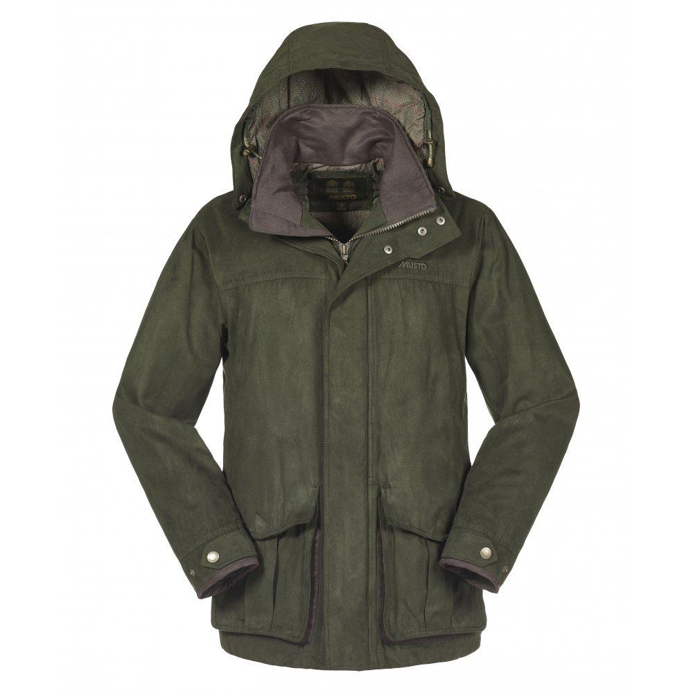 d207f0b15 Musto Whisper Jacket Fw Dark Moss