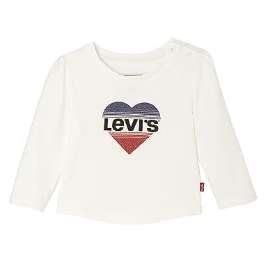 5fcda8dfb58c Levi s Kids Baby-Mädchen T-Shirt  LEVI S® KIDS  Amazon.de  Bekleidung