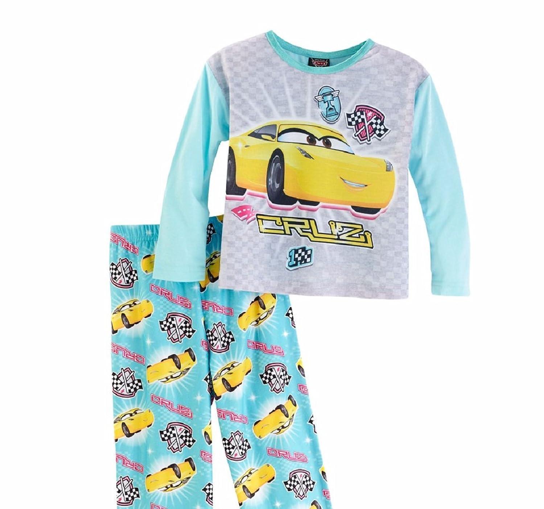 AME Cars Cruz Pajama Set Toddler Girls 2pc