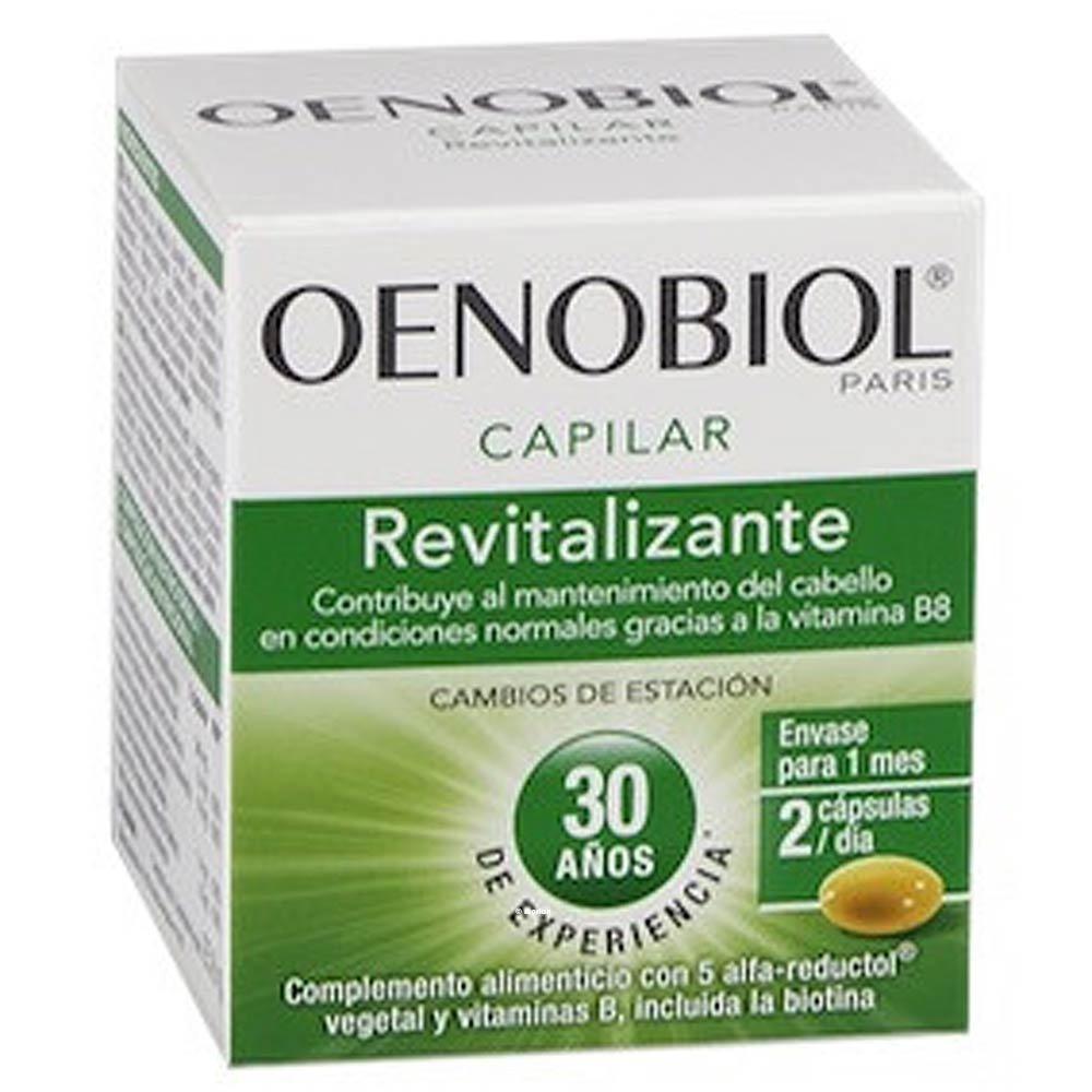 Oenobiol Revitalizante Capilar 60caps