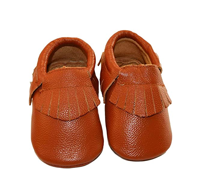 b4e23a52d04f Amazon.com  Mali Wear Leather baby Moccasins