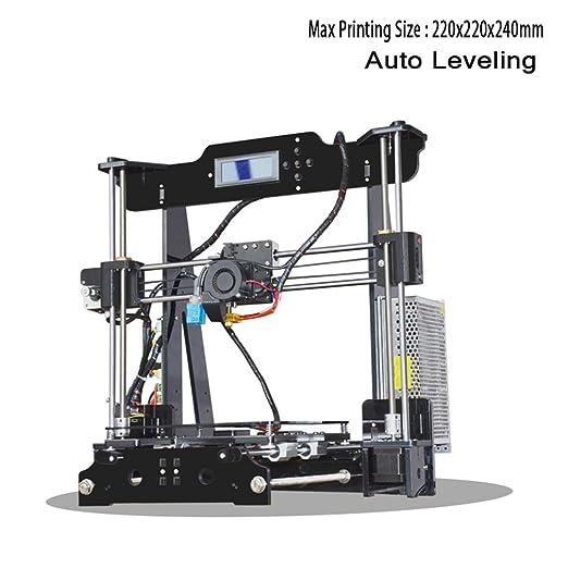 tronxy acrílico p802ma Impresora 3d Kit alta precisión HD 1284P ...