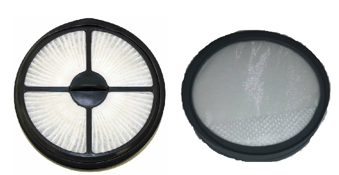 Hoover 303903001 & 303902001 WindTunnel Air Bagless Upright Filter Kit, fits UH70400 & UH70405 Models