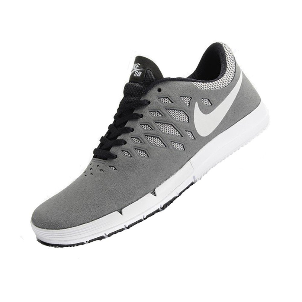 watch fc34f 7106a Nike Free SB Dark Grey Black White Skate Shoes-Men 8. 5, Women 10. 0   Amazon.in  Shoes   Handbags