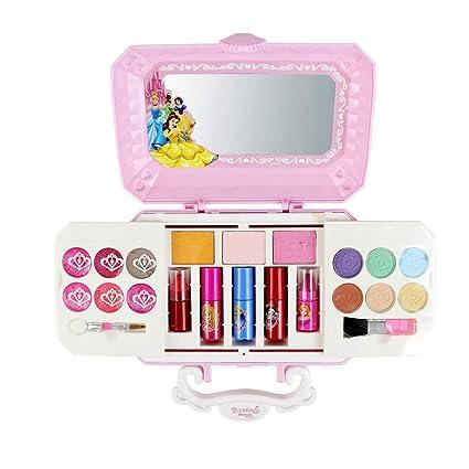 Amazon.com: Set de cosméticos de belleza para niños, (paquete de 22 ...