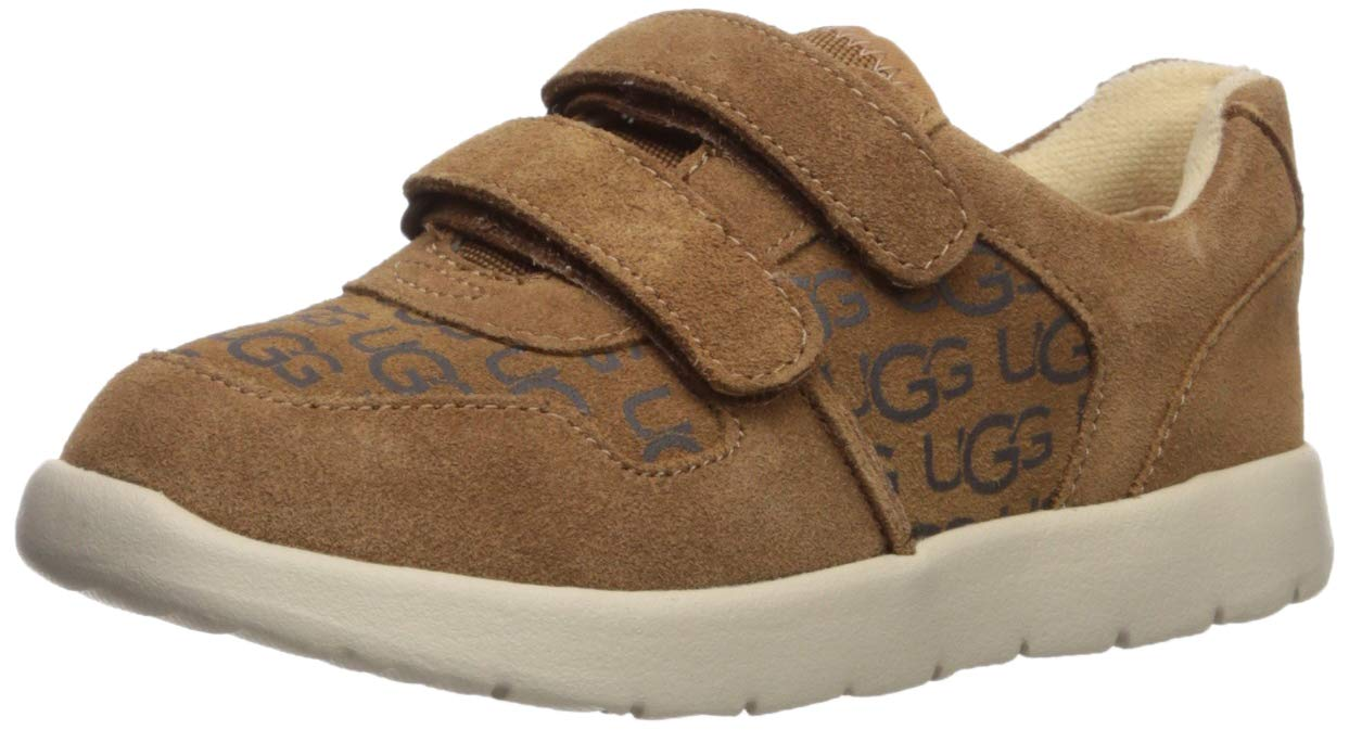 UGG Baby TYGO Sneaker, Chestnut, 10 M US Toddler by UGG
