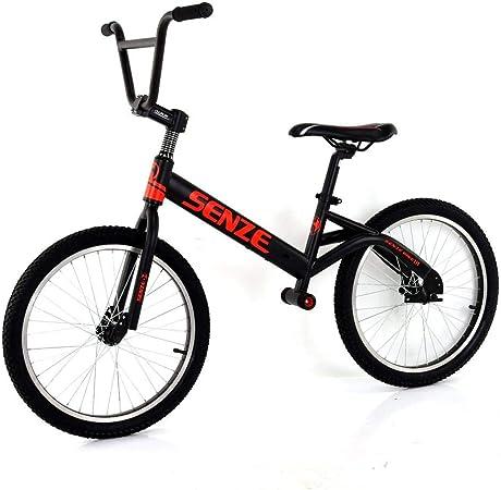 Bicicleta de Equilibrio Los ninos Impulsor Aire Bicicletas para niños Autos de Equilibrio niños y Adolescentes sin Pedales sin reposabrazos Verde Rojo Mide 18 Pulgadas_20: Amazon.es: Deportes y aire libre