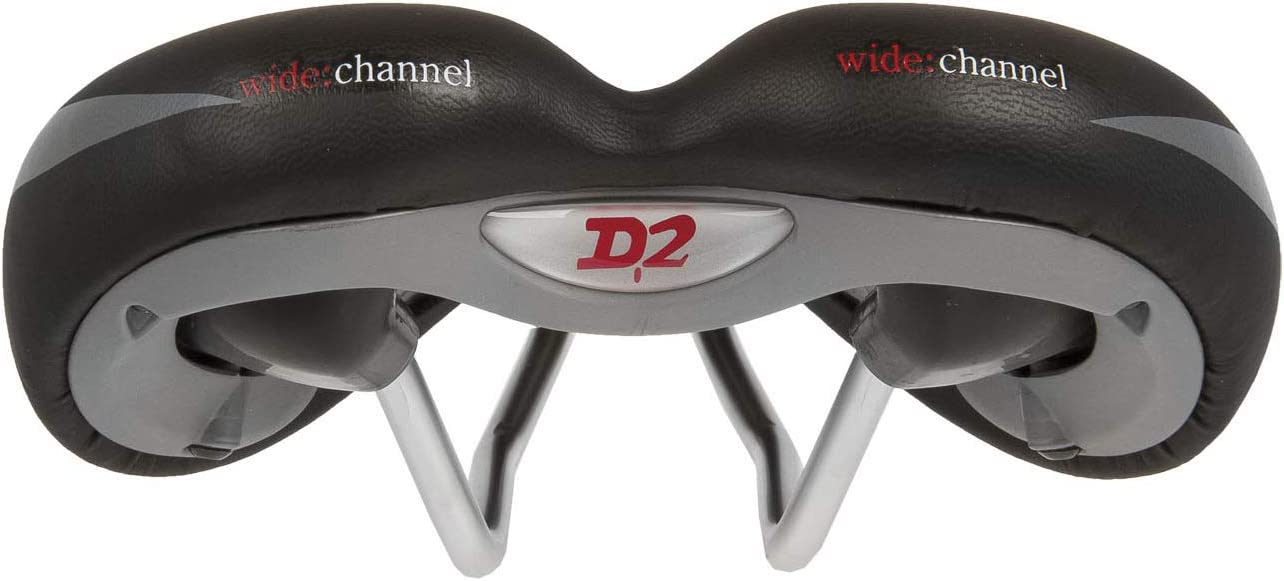 VELO Wide Channel F Saddle