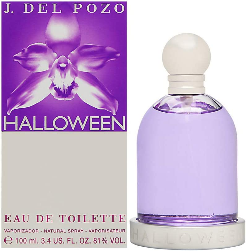 Jesus Del Pozo - HALLOWEEN edt vapo 100 ml: Amazon.es: Belleza