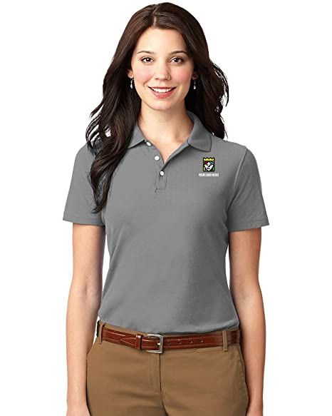 bbf68ae1dd1 Custom Embroidered Queensboro Lift Women's Luxury Hybrid Polo - Pack ...
