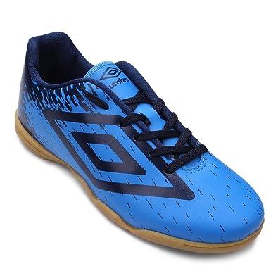 830074ef4 Chuteira de Futsal Umbro Acid - Preto - 37  Amazon.com.br  Amazon Moda