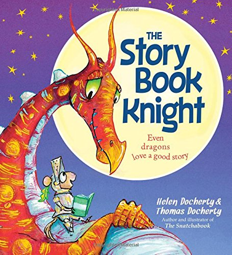 The Storybook Knight - Dragon Storybook