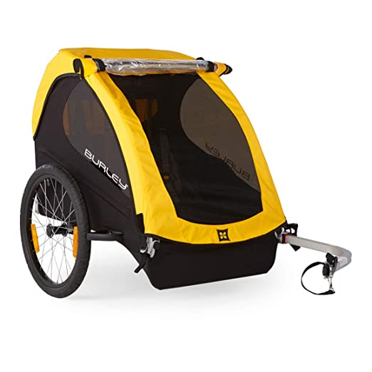 Burley Bee, 2 Seat Kids Bike Trailer  Burley Bee Bike Trailer