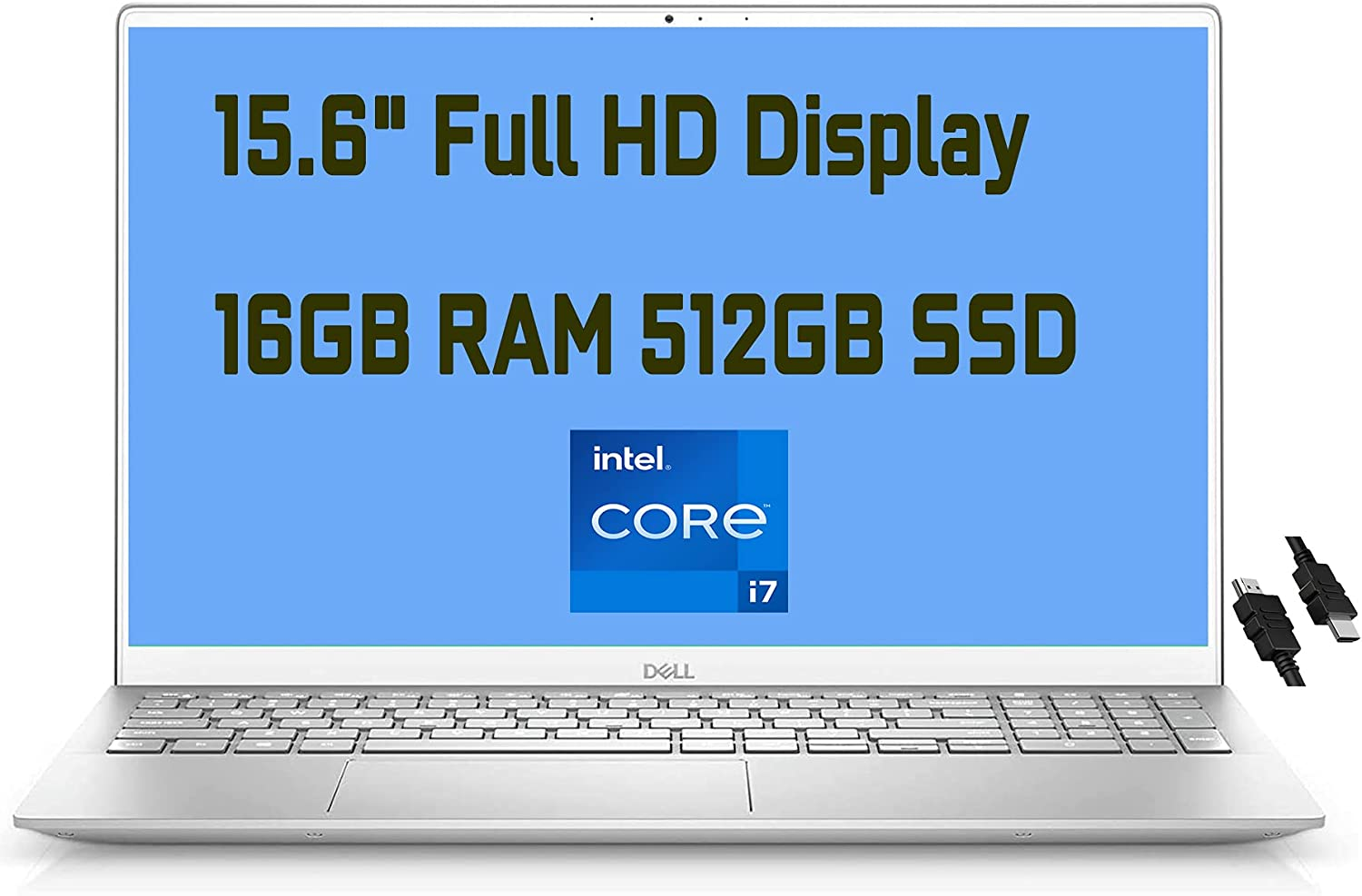 2021 Flagship Dell Inspiron 15 5000 Laptop 15.6
