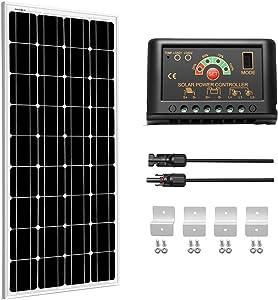 9 Best Solar Kits For RV or Camper Van Buyer Guide in 2021! 4