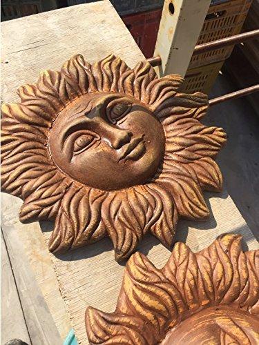 Sonne gold cm 32x 32in terracotta
