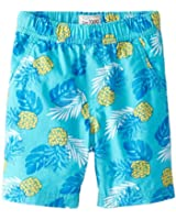 The Children's Place Little Boys' Pull-On Pineapple Short