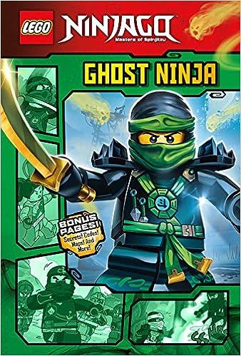 Lego Ninjago: Ghost Ninja: Amazon.es: Blue Ocean: Libros en ...