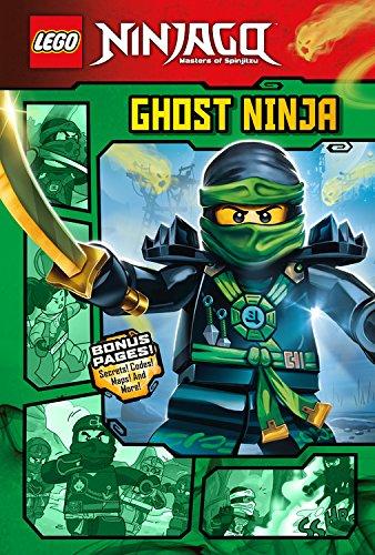 Download LEGO Ninjago: Ghost Ninja (Graphic Novel #2) pdf