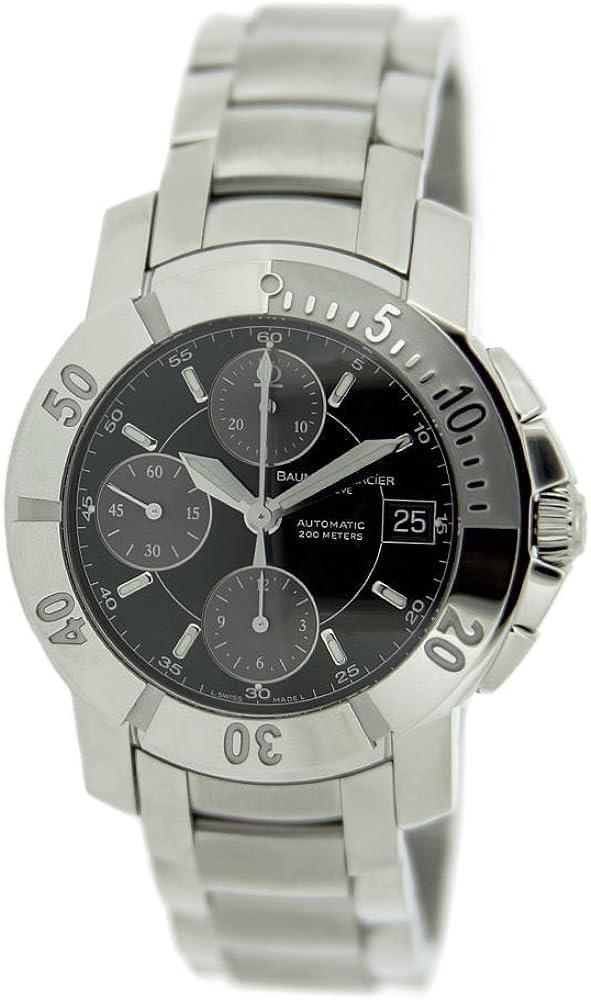 Baume Mercier Men s 8502 Capeland S Chronograph Watch
