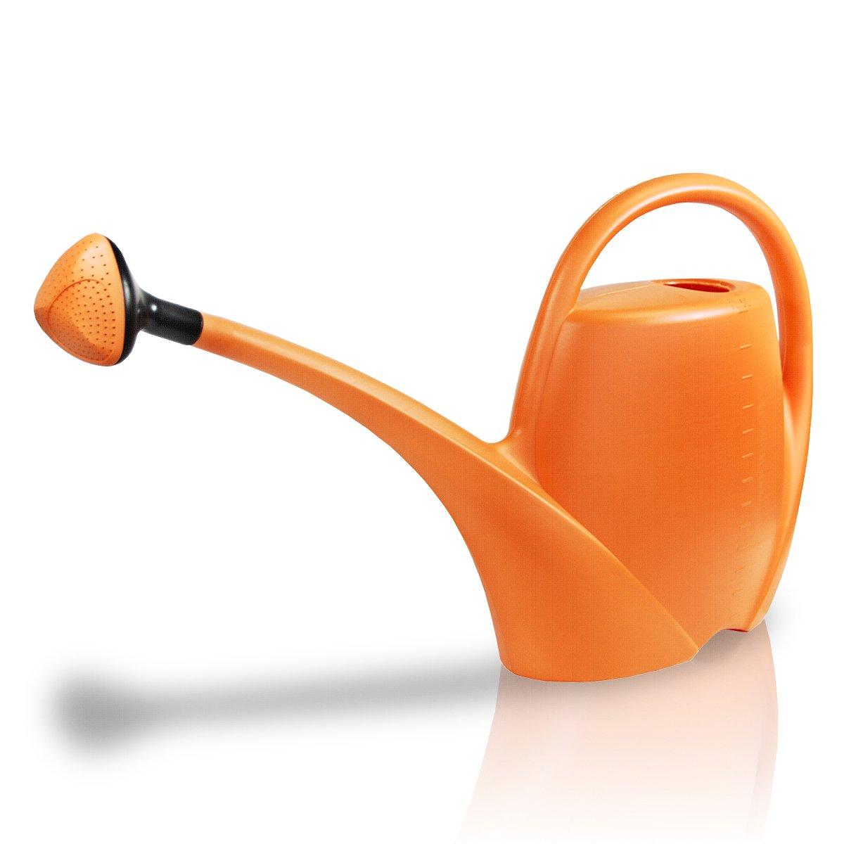 Gießkanne Gartengießkanne 1 Liter orange