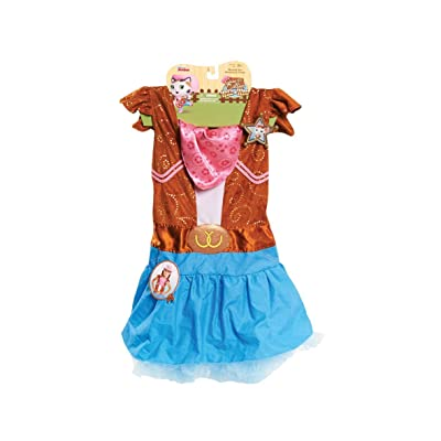Sheriff Callie Dress up Set, 4-6x Size: Toys & Games